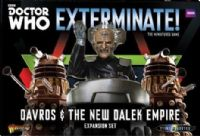 Doctor Who - Exterminate!: Davros & The New Dalek Empire - Expansion Set